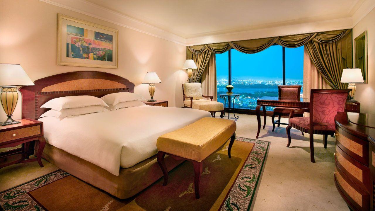 grand hyatt dubai 1 king bed with club access