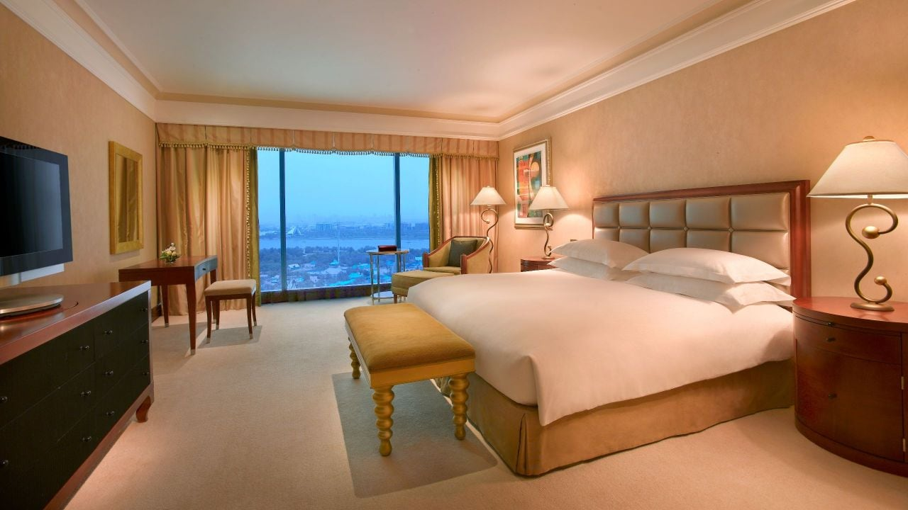 grand hyatt dubai emiri suite king
