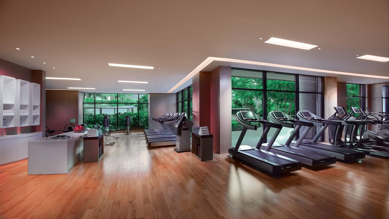 Ahasees Fitness Center