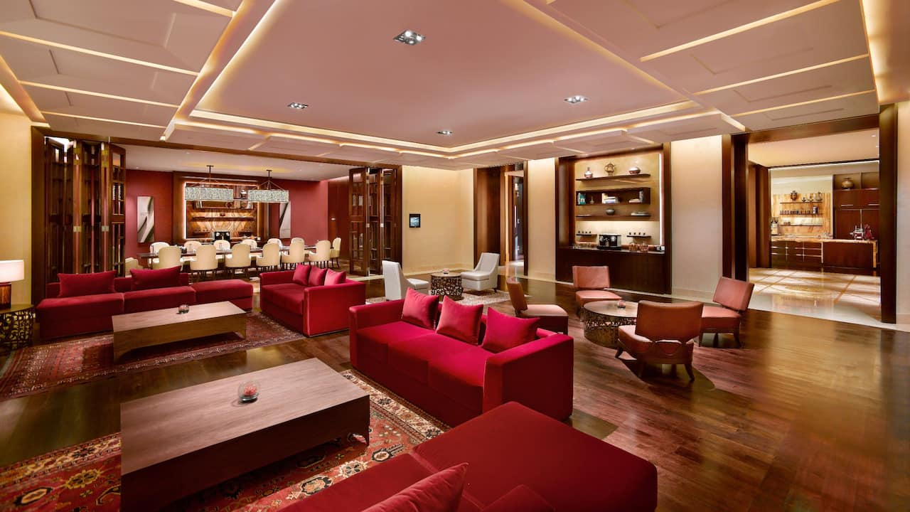 Grand Hyatt Dubai Al Manzil