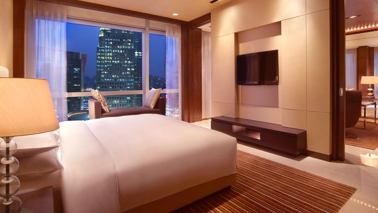 Grand Hyatt Shenzhen Executive Suite