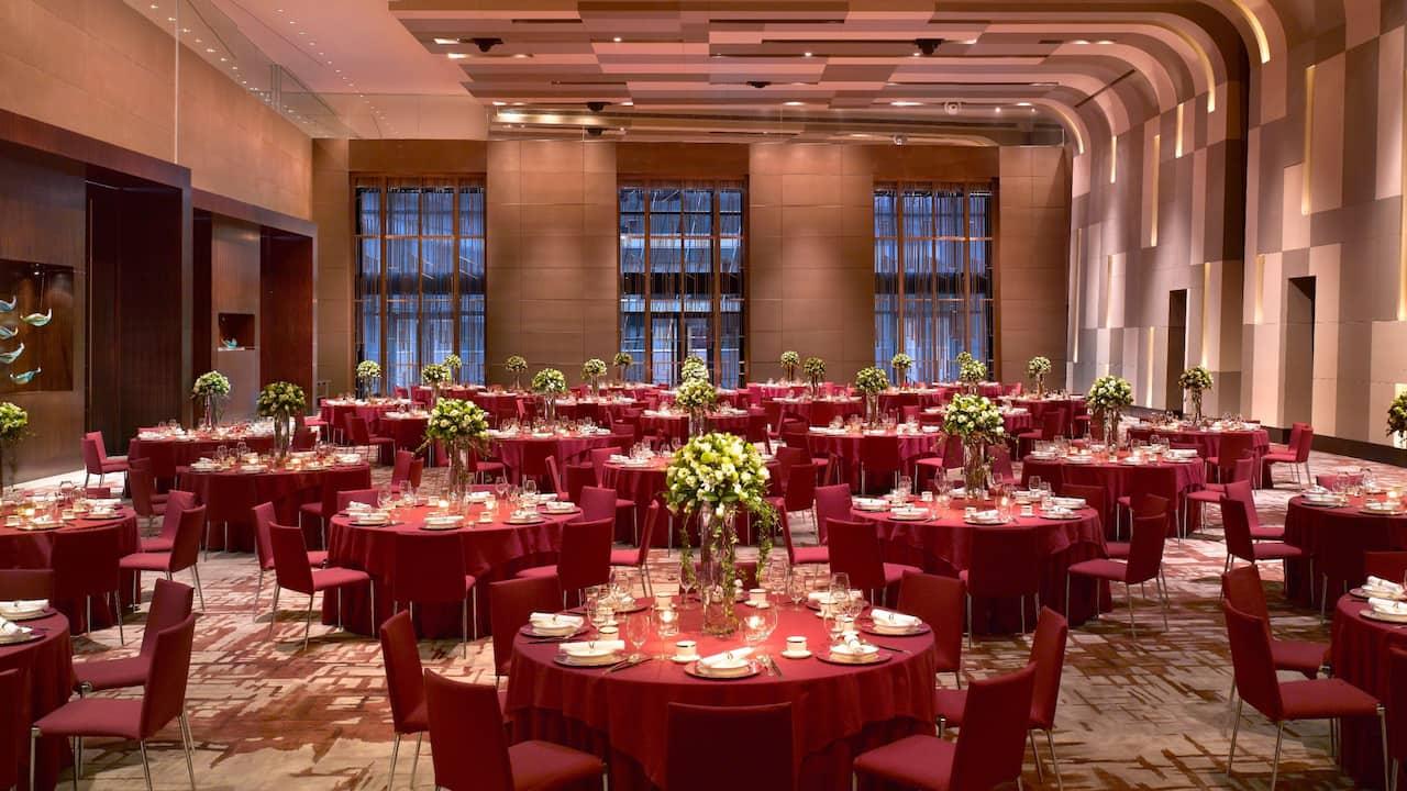 Grand Hyatt Shenzhen Ballroom