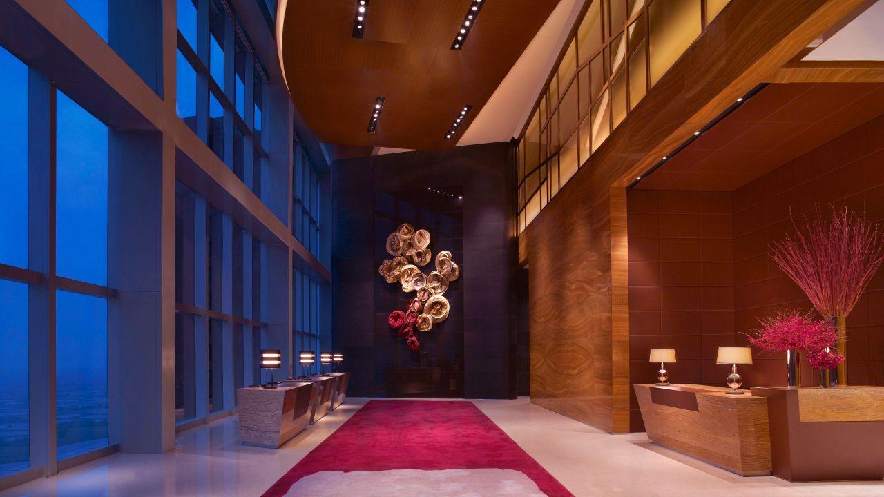Grand Hyatt Shenzhen Lobby