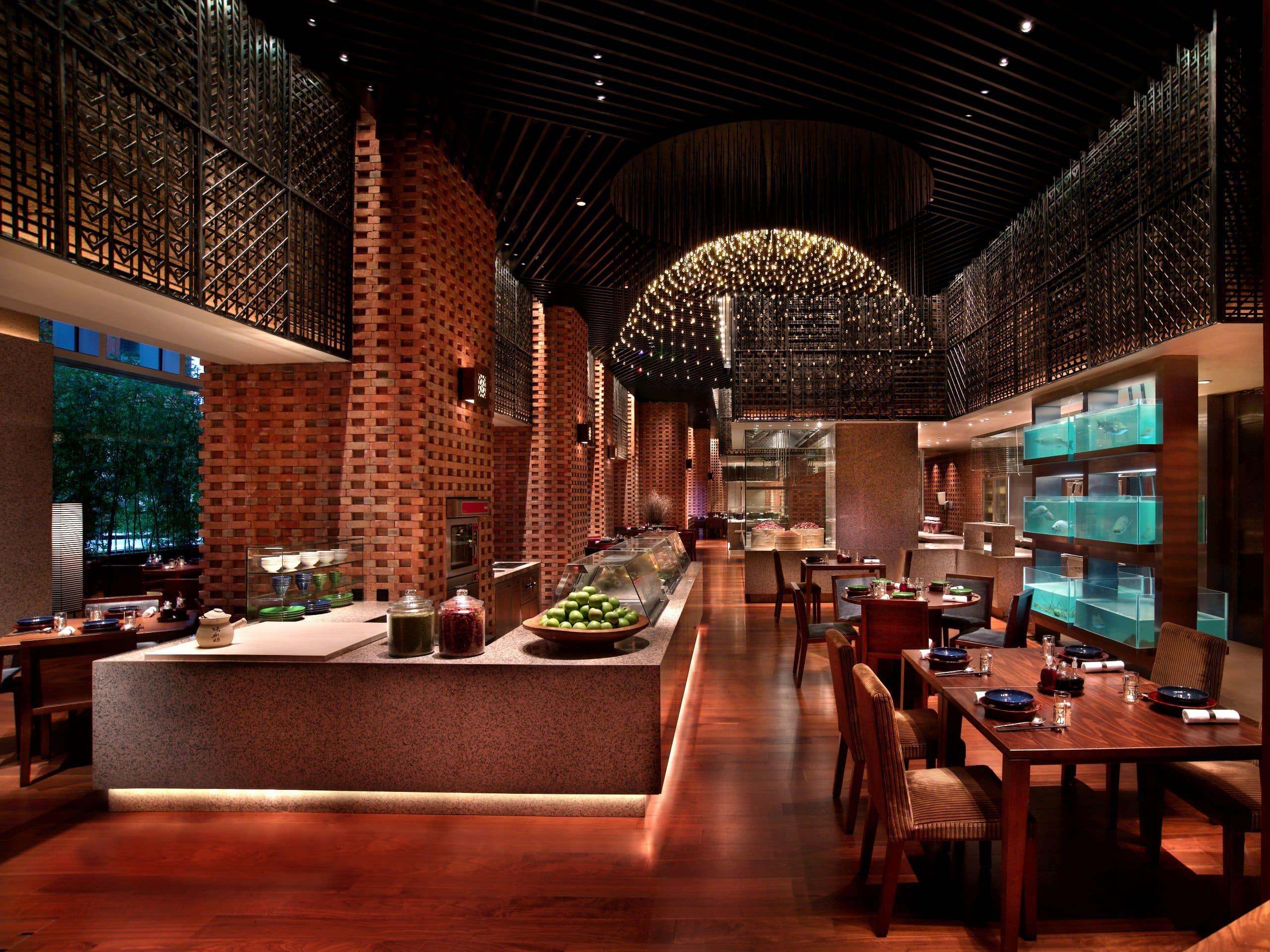 Restaurant In Shenzhen丨grand Hyatt Shenzhen