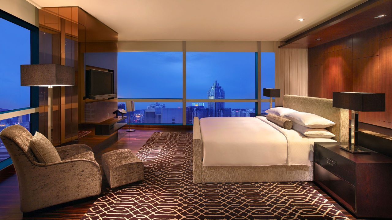 Grand Hyatt Shenzhen Chairman Suite