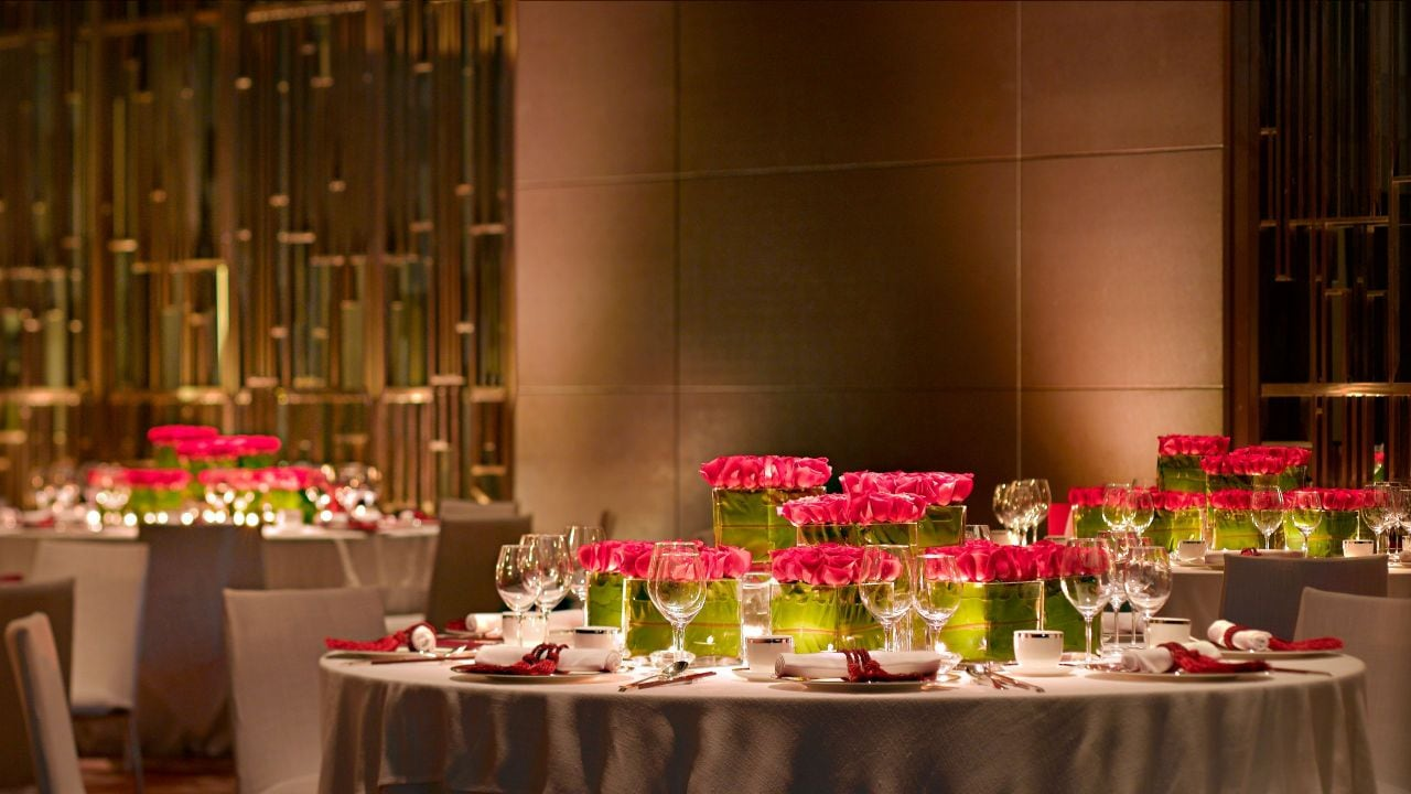 Grand Hyatt Shenzhen Wedding