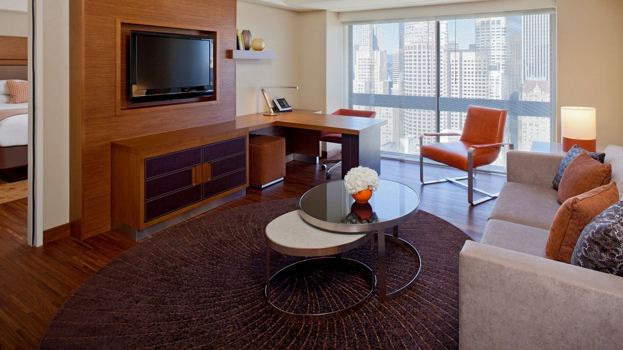 Grand Hyatt San Francisco Executive Suite