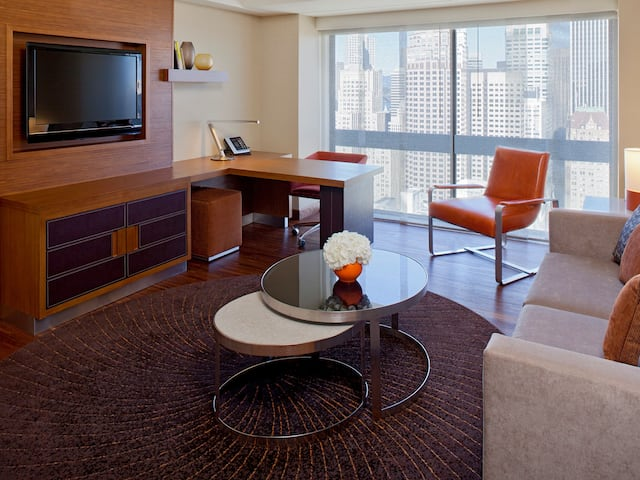 Grand Hyatt San Francisco Suite