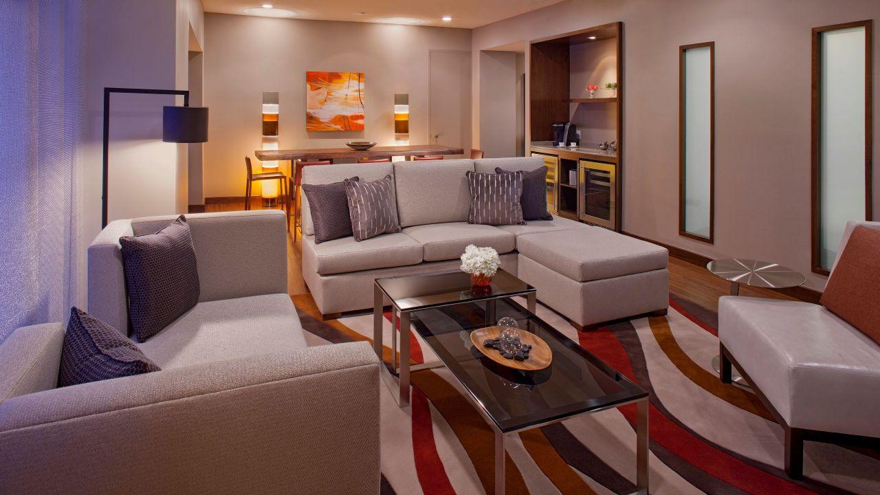 Grand Hyatt San Francisco Suite