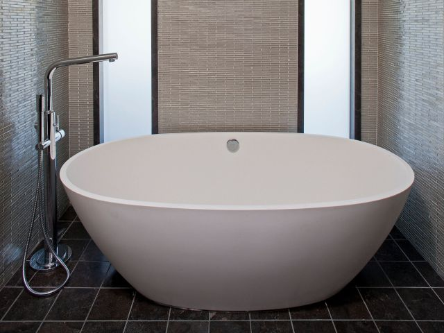 Grand Hyatt San Francisco Bathtub