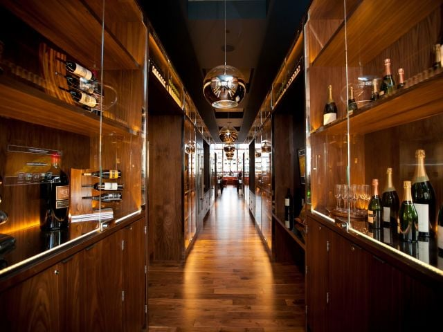 Grand Hyatt San Francisco One Up Bar