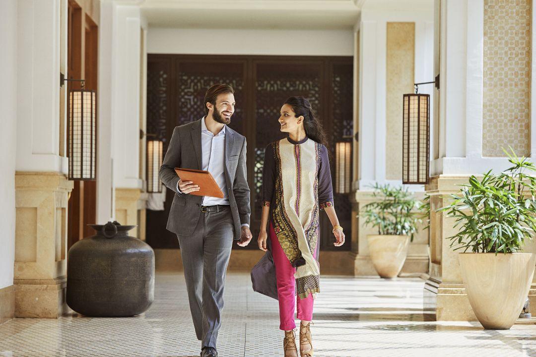 balcony reception