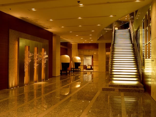 ホテル ロビーエリア1