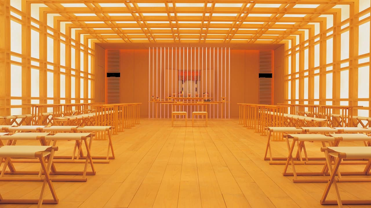 Grand Hyatt Tokyo Shinto Shrine Ceremony Room グランド ハイアット 東京 神殿
