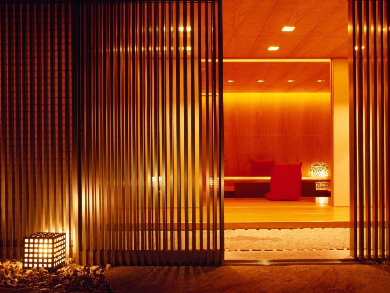 Shunbou Japanese restaurant interior