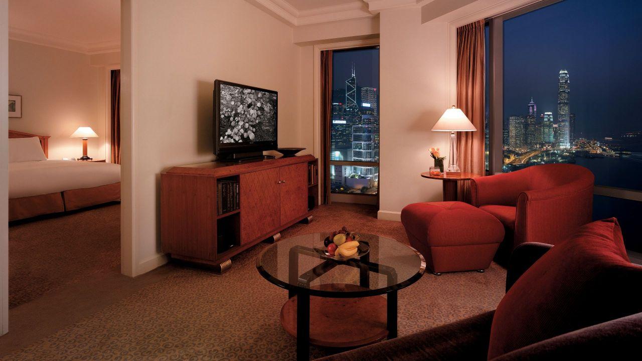 Grand Executive Harbor View suite