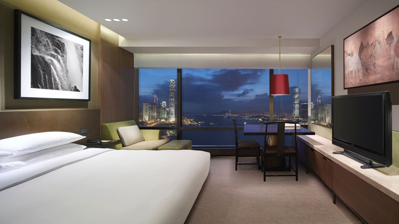 Grand Deluxe Harbour room