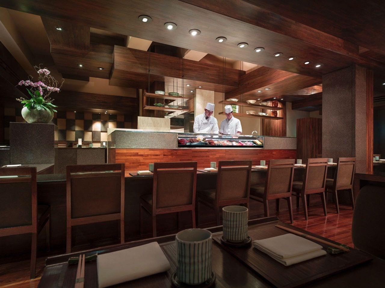 鹿悦日本餐厅