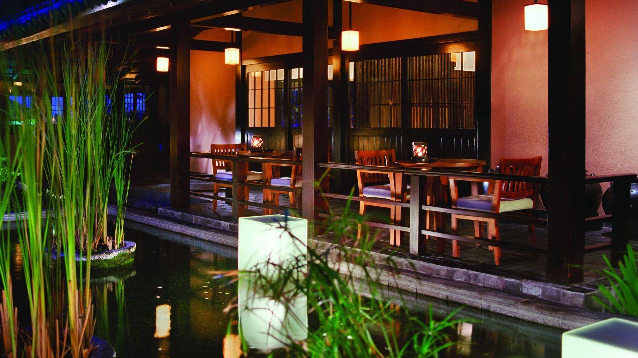 Nampu dining area