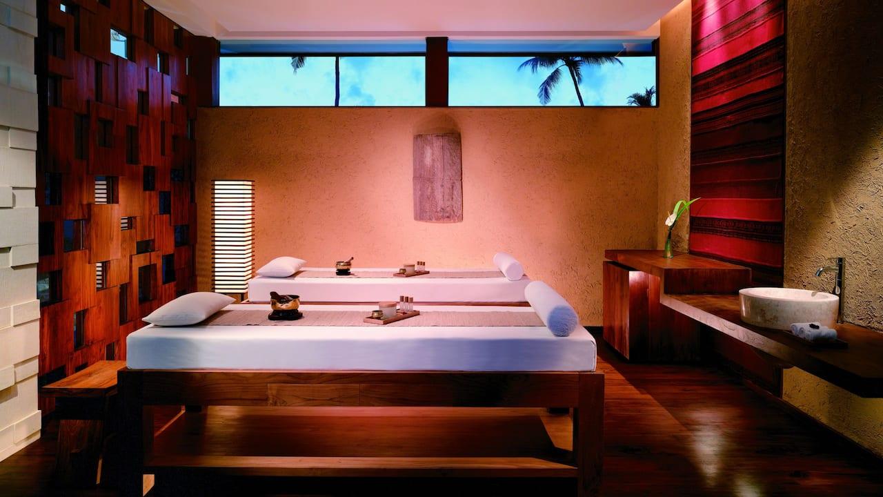 Kriya Spa Treatment Room, Grand Hyatt Bali