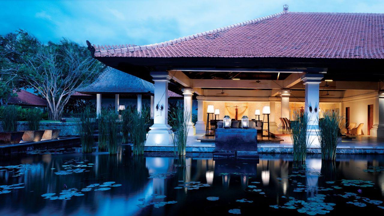 Grand Hyatt Bali lobby