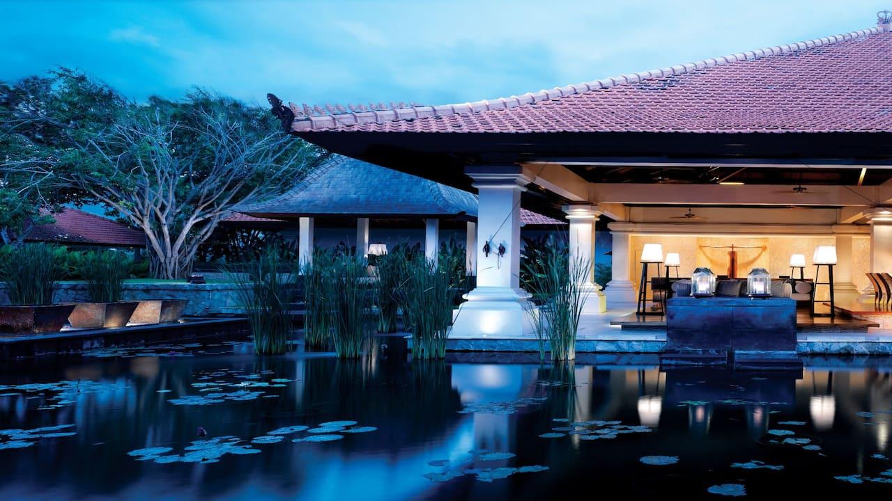 Grand Hyatt Bali Hotel Lobby