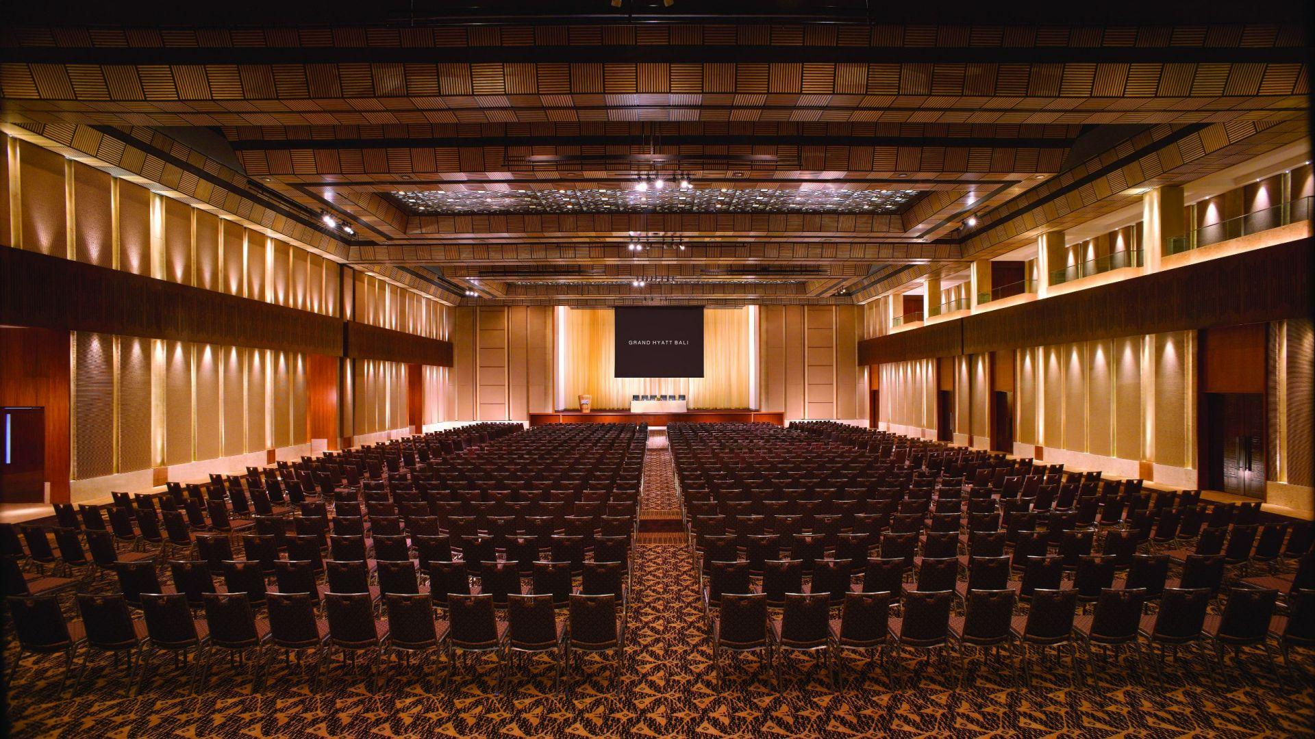 Event Venues Grand Hyatt Bali, Grand Ballroom Nusa Dua