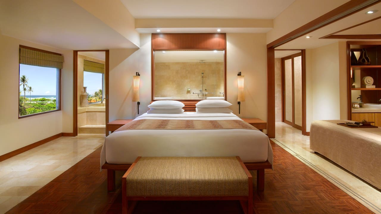 Grand Hyatt Bali Ambassador Suite (One Bedroom Suite)