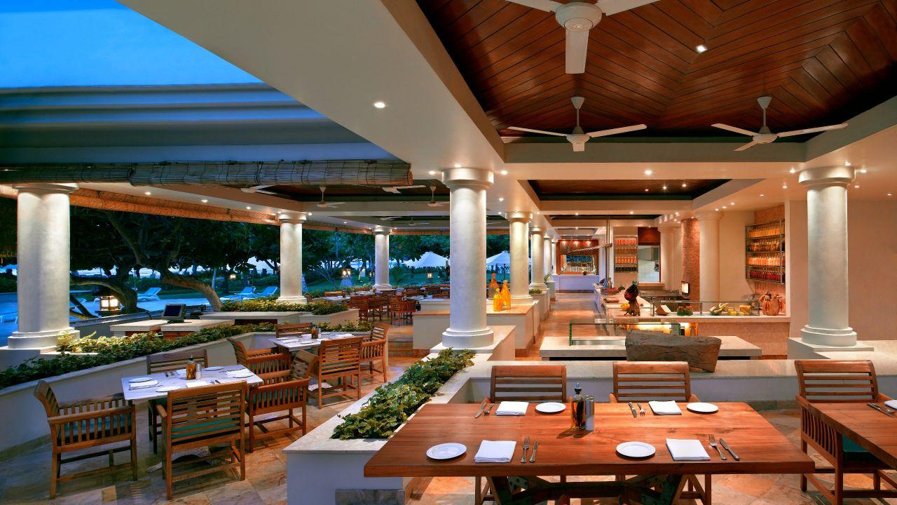 Salsa Verde Italian Restaurant, Grand Hyatt Bali