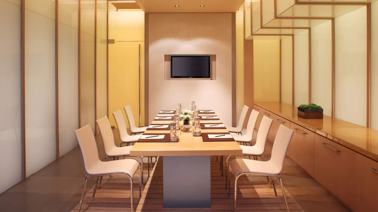 Grand Hyatt Guangzhou, boardroom