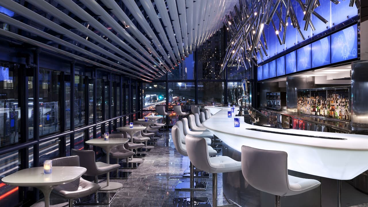 Grand Hyatt New York Bar