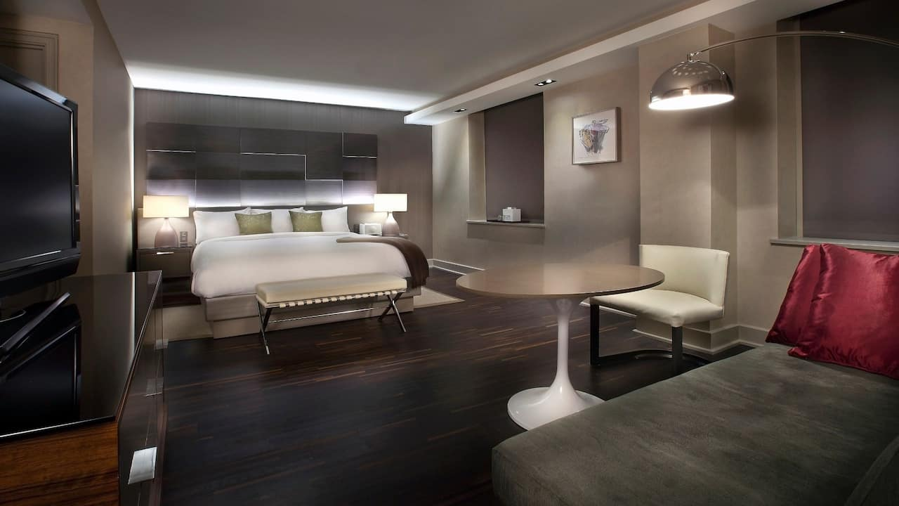 Grand Hyatt New York Suite