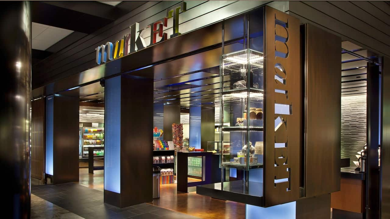Grand Hyatt New York Market