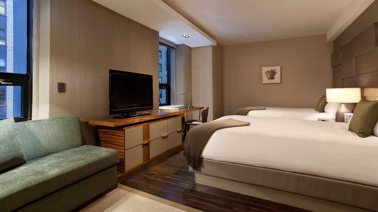 Grand Hyatt New York Grand Club Double