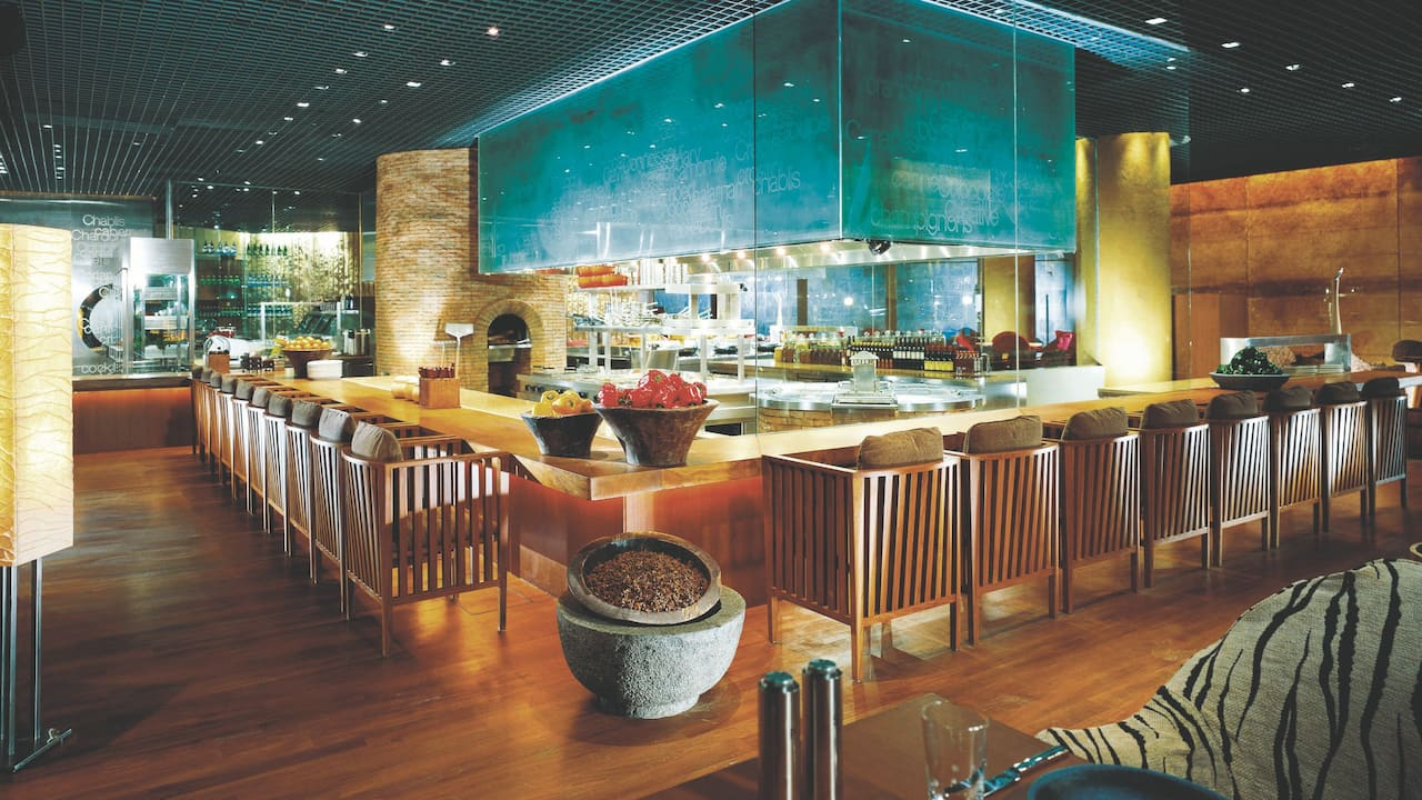 C's Steak and Seafood Restaurant at Grand Hyatt Hotel Jakarta