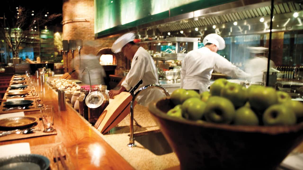 Fine Dining Restaurant Jakarta