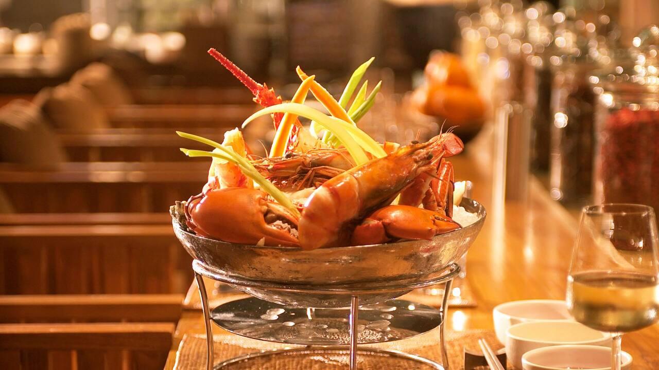 Seafood Restaurant Jakarta