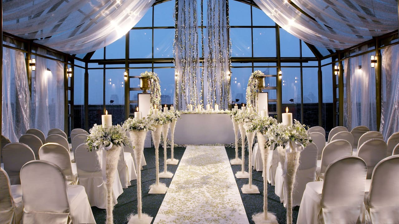 Wedding Event Space
