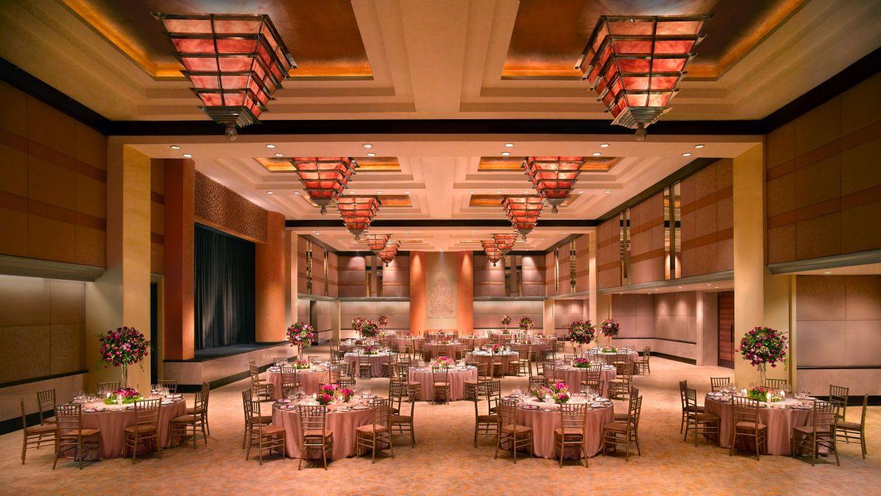 Grand Hyatt Jakarta Ballroom