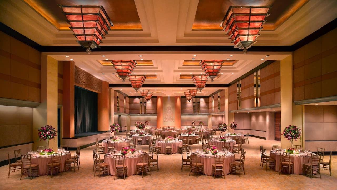 Wedding Grand Hyatt Hotel Jakarta