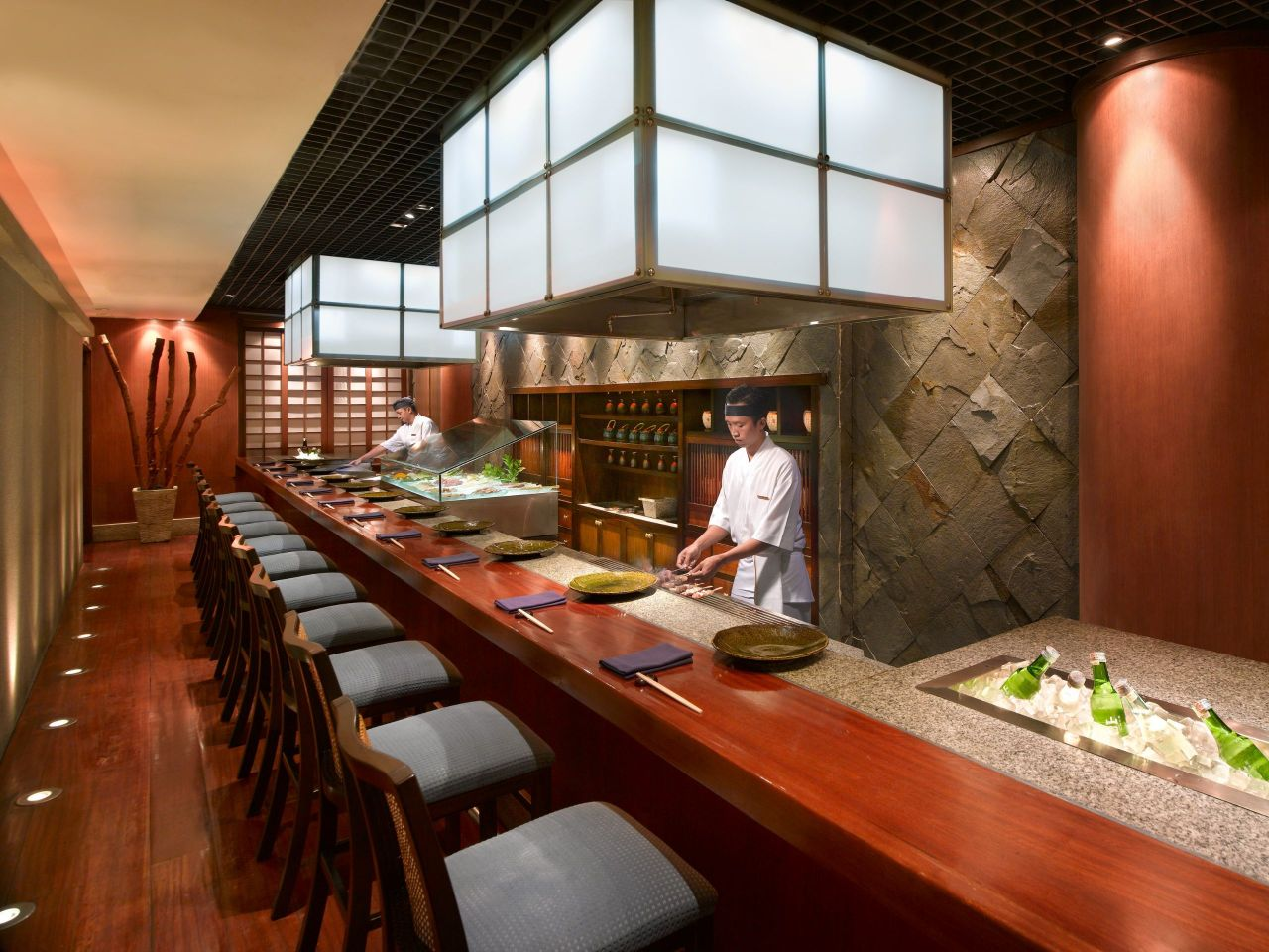 Sumire Japanese Restaurant at Grand Hyatt Jakarta