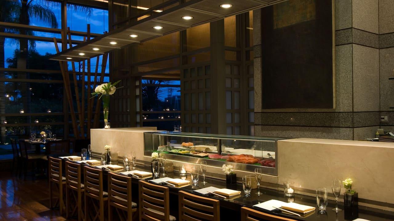 Restaurant Kinu Sushi Bar