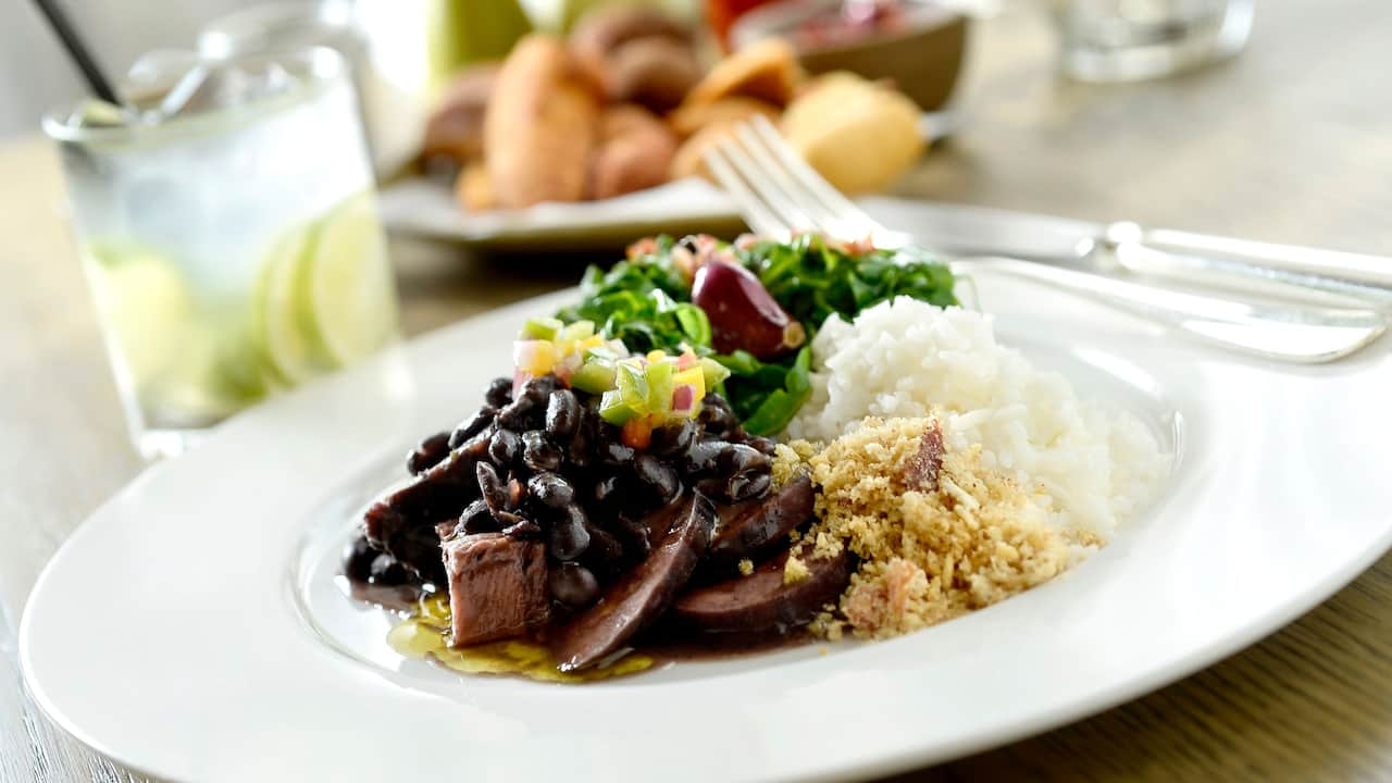Feijoada Dish C-Cultura Caseira