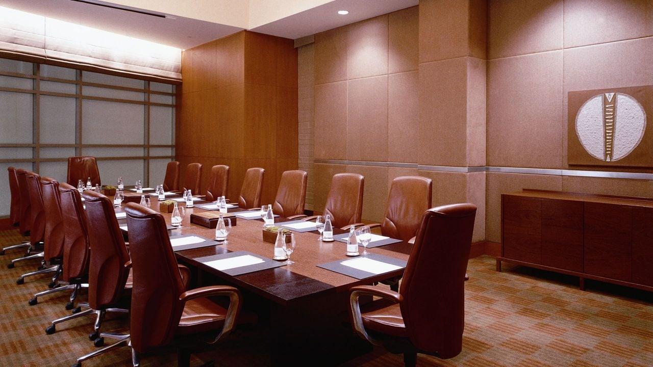 Gabinete boardroom