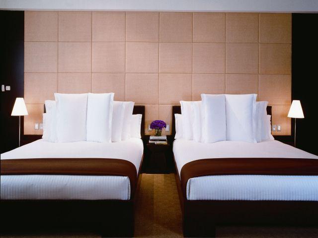2 bed presidential suite