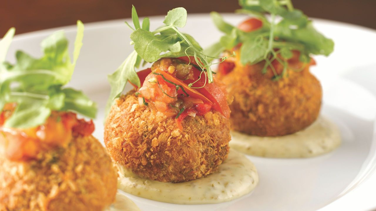 Fried Crab Cakes