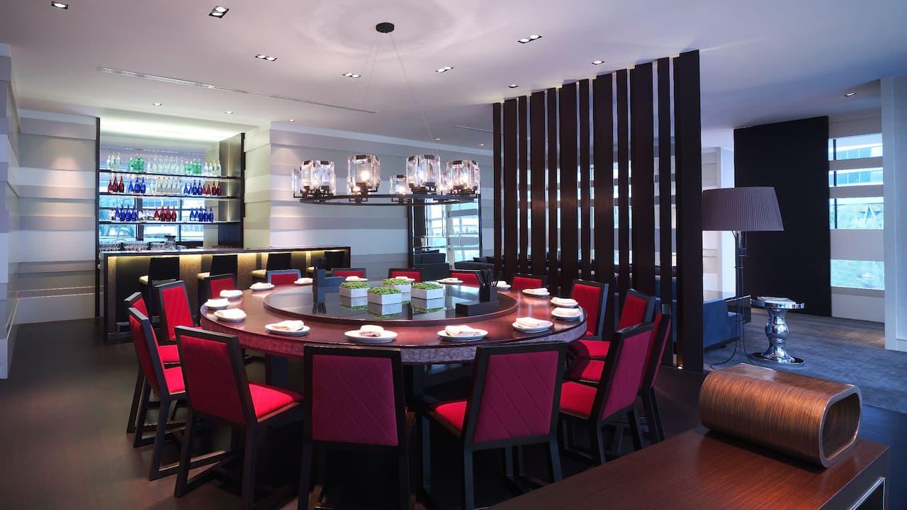 Grand Hyatt Kuala Lumpur - JP teres Private Room