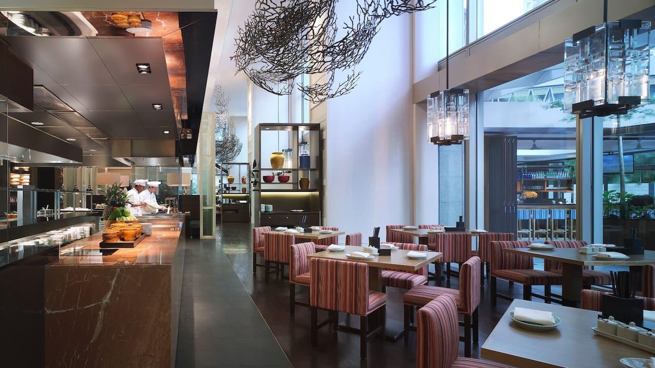 JP teres (Hotel Dining & Restaurants) at Grand Hyatt Kuala Lumpur