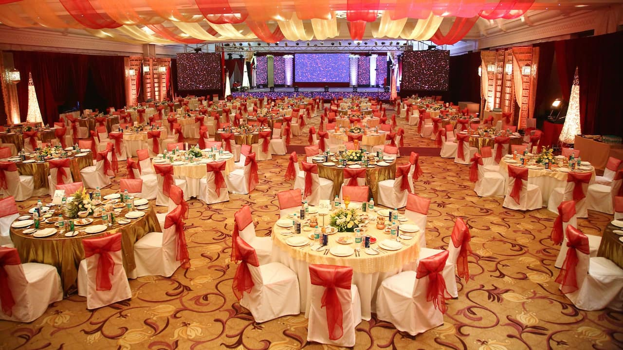 Pillarless Grand Ballroom