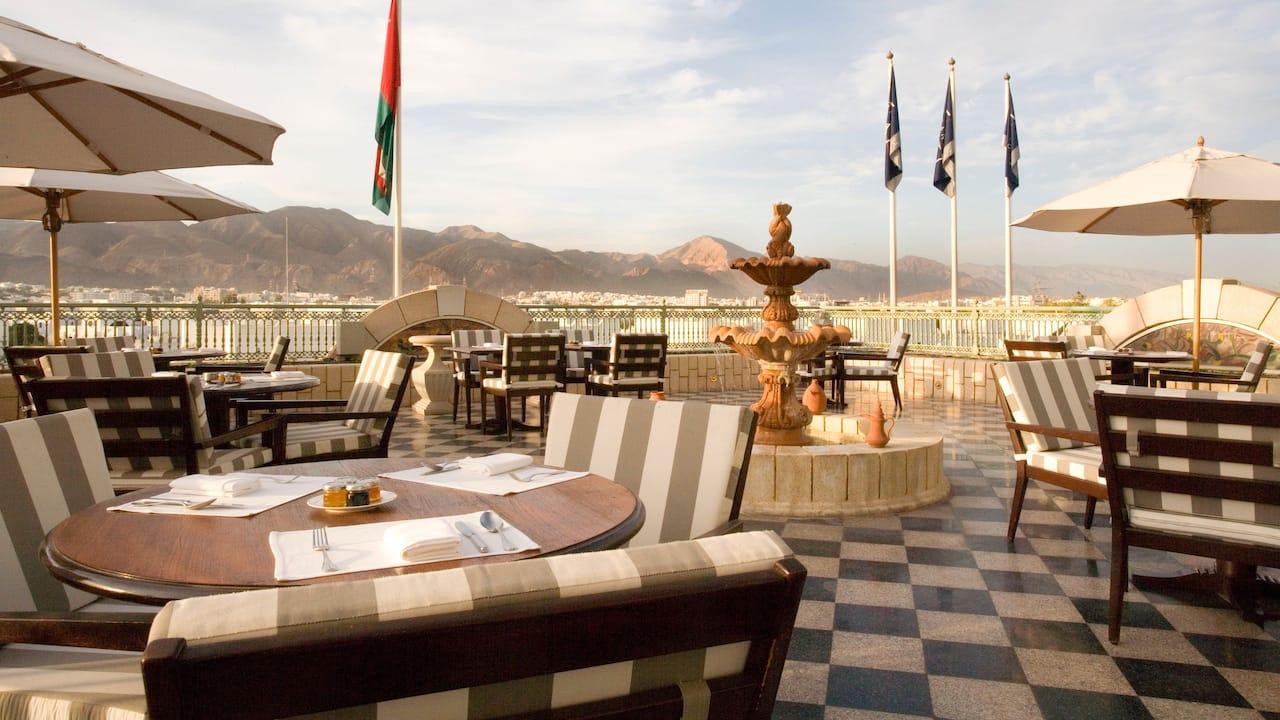 Grand Club Terrace